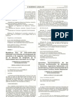 Resolucion 134-2010-ANR