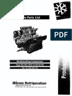 Catalogo Partes y Piezas GRAM HC 8100