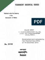 Brahma Sutra Mitakshara
