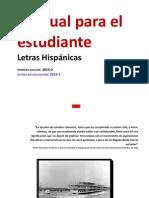 Manual Del Estudiante 2016-1