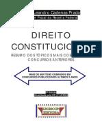 Direito Constitucional_ Resumo Dos Tópicos Mais Cobrado Em Concursos Anteriores Www.iaulas.com.Br