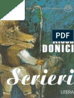 Donici Alecu - Scrieri (Aprecieri)