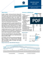 Relatório Mensal FII BTG Pactual Corporate Office Fund