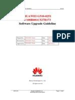 HUAWEI G510-0251 V100R001C527B173 Upgrade Guideline.pdf