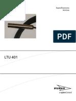7.2 Sensor sensor de nivelde Nivel LTU401