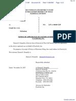 PA Advisors, LLC v. Google Inc. et al - Document No. 23
