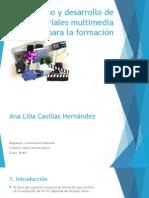 Diseño y desarrollo de materiales multimedia para la.pptx