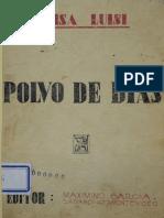 Polvo de Dias - Luisa Luisi