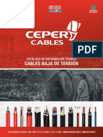 Cables Baja Tension