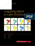 Mapping Talent in Latin America