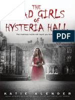 The Dead Girls of Hysteria Hall (Excerpt)