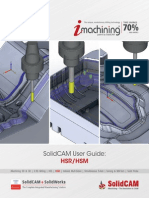 SolidCAM 2015 HSR-HSM Machining User Guide