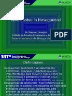Bioseguridad Srt