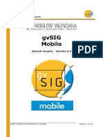 GvSIG Mobile Pilot 0.3 Man v1 Es