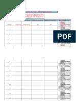 Planilha de Controle de Ordem de Serviço Para Assistência Técnica