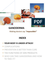 "GANODERMA Making Doctors Say ""Impossible!"""