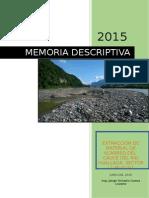 Memoria Descriptiva de la Cantera Muyuna 2015.doc