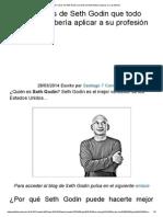 10 Frases de Seth Godin que todo docente debería aplicar a su profesión.pdf