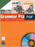 Grammar Practice for Upper Intermediate Students With Key Longman