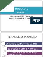 Herramientas Para La Comunicacion Efectiva Unidad 1