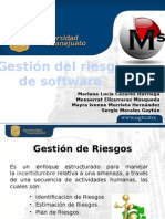 Gestion de Riesgos en Proyectos de Software