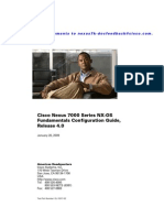 NX-OS Trick Book