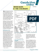 1. GEOACTIVE - Large Scale River Basin Mgmt Colorado