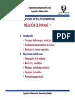 1192_ca - Metrología Dimensional - Formas
