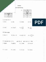 AT3 Function Worksheet II