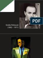 Emilio Pettoruti Copy