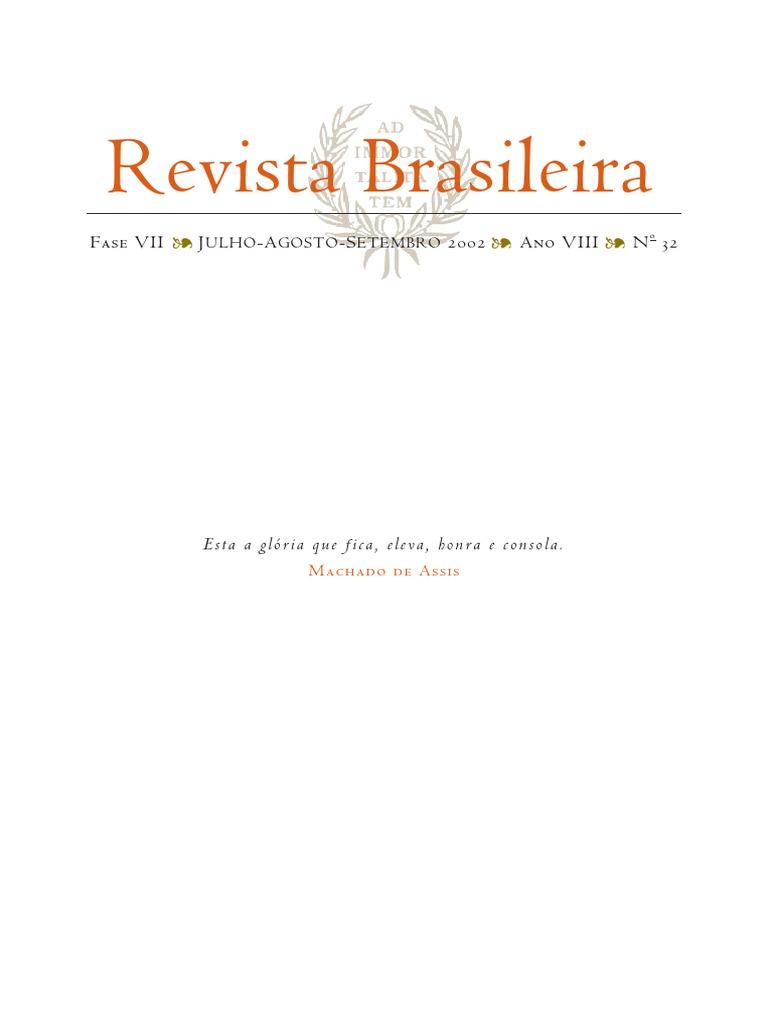 Revista brasileira 32pdf fandeluxe Images