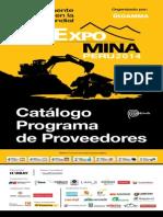 Catalogo Expomina
