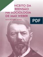 Metodo compreensivo Max Weber