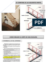 Escalera Medidas