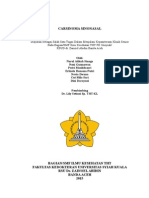 Laporan Kasus THT CA Sinonasal Fix