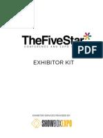 FSC 2015 Exhibitor Kit