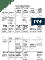 Nuevo Formato Planificacion Kinder 2015 Lunes 03-Sabado 08 Agosto.