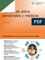 3 - Manejo de Datos Personales