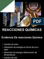 Ecuacion Quimica (Reacciones)