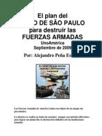 El plan del FORO DE SAO PAULO.pdf