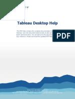 Tableau Desktop7.0