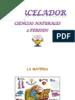 PARCELADOR C. NATURALES 4°