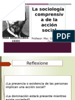 Clase Magistral No. 6 - MAX-WEBER