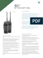 Cotizacion Radio Mototrbo Dgp6150