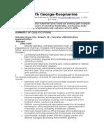 Jobswire.com Resume of msjamarie