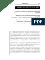 Capitulo3_Chocolates Industria Chocolate en Colombia Ver Documento