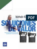 Especificaciones BIZHUB 4050_4750