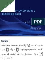 Sistemas de Coordenadas y Cambio de Base_ALG
