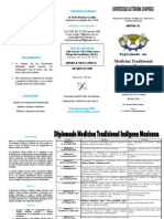Medicina Tradicional Mexicana 11 Octubre 2014