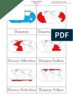 Oc_anos i Continentes Montessori Castellano